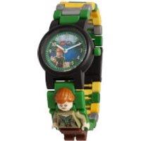 LEGO Jurassic World Claire Minifigure Link Watch