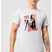 Marvel Knights Daredevil Cage Men's T-Shirt - Grey - XXL - Grey
