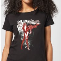 Marvel Knights Elektra Assassin Women's T-Shirt - Black - XS - Black