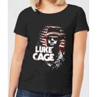 Marvel Knights Luke Cage Women's T-Shirt - Black - L - Black