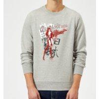 Marvel Knights Elektra Assassin Sweatshirt - Grey - XL - Grey