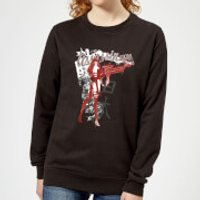 Marvel Knights Elektra Assassin Women's Sweatshirt - Black - XL - Black