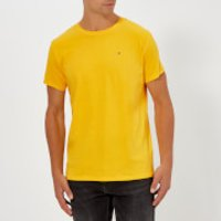 Tommy Jeans Men's TJM Essential T-Shirt - Spectra Yellow - M - Yellow