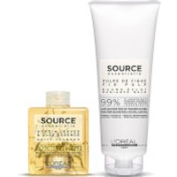 L'Oreal Professionnel Source Essentielle Daily Colour Radiance Duo