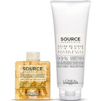 L'Oreal Professionnel Source Essentielle Delicate Colour Radiance Duo