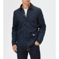Barbour Mens Beacon Starling Quilted Jacket - Navy - XL - Navy