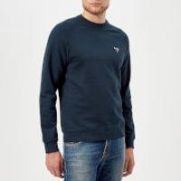 Barbour Men's Beacon Crew Sweatshirt - New Navy - M - Navy