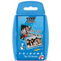 Top Trumps Card Game - Friends Edition