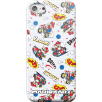 Nintendo Mario Kart Colour Comic Phone Case - iPhone 6 Plus - Snap Case - Gloss