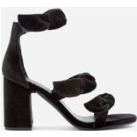 senso-womens-melvy-iv-velvet-triple-strap-heeled-sandals-ebony-uk-5-black