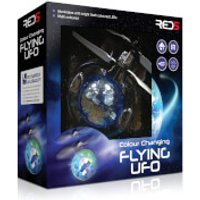 RED5 UFO Colour Changing Flyer - Gadgets Gifts