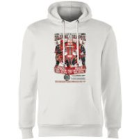 Marvel Deadpool Kills Deadpool Hoodie - White - M - White - Marvel Gifts