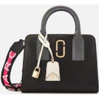 Marc Jacobs Women's Little Big Shot Tote Bag - Black/Multi