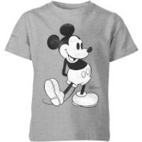 Disney Walking Kids' T-Shirt - Grey - 11-12 Years - Grey - Walking Gifts