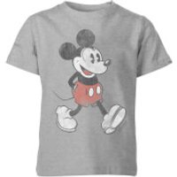 Disney Walking Kids' T-Shirt - Grey - 11-12 Years - Grey