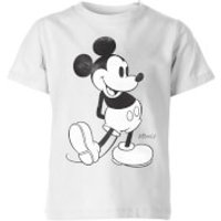 Disney Walking Kids' T-Shirt - White - 11-12 Years - White - Walking Gifts