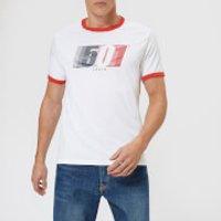 Levi's Men's Ringer T-Shirt - White - L - White