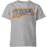 How Ridiculous Ripper Kids' T-Shirt - Grey - 11-12 Years - Grey - Tshirt Gifts