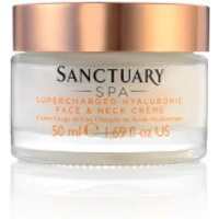 Sanctuary Spa Supercharged Hyaluronic Face and Neck Creme 50ml
