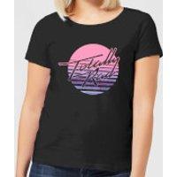 Totally Rad Women's T-Shirt - Black - XL - Black