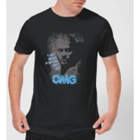 American Gods Shadow OMG Men's T-Shirt - Black - 3XL - Black
