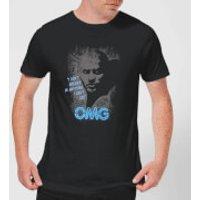 Camiseta American Gods OMG - Hombre - Negro - M - Negro