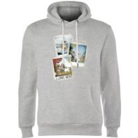 Die Eiskönigin Olaf Polaroid Hoodie - Grau - S - Grau