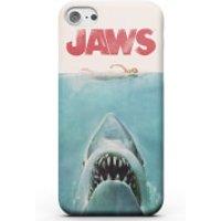 Jaws Classic Poster Smartphone Hülle - Samsung S6 - Snap Hülle Matt