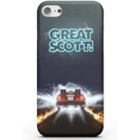 Back To The Future Great Scott Phone Case - iPhone 5/5s - Tough Case - Matte