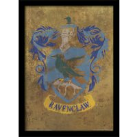 Harry Potter Ravenclaw Crest 30 x 40cm Framed Print