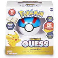 Pokemon Trainer Guess Game - Johto Edition - Pokemon Gifts