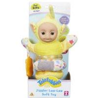 Teletubbies Jiggler Laa-Laa Soft Toy - Teletubbies Gifts