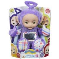 Teletubbies Tinky Winky Sensory Soft Toy