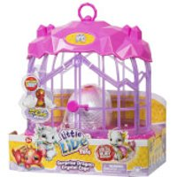 Little Live Pets Dragon Crystal Cage - Series 1