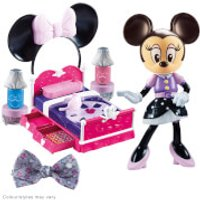 Little Live Pets Minnie Mouse Sleepover Nail Party Set - Pets Gifts