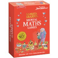 David Walliams Gangsta Granny's Mental Maths Games - Games Gifts