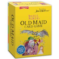 David Walliams Awful Auntie's Wonderfully Witty Word Games - Games Gifts