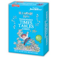 David Walliams Billionaire Boy's Tremendous Times Tables Games - Games Gifts