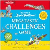 David Walliams Mega-Tastic Challenges Games - Games Gifts
