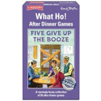 Enid Blyton What Ho! After Dinner Games - Games Gifts