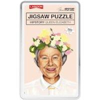 Hipstory Jigsaws - The Queen