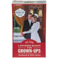 Ladybird Books for Grown-Ups Husband and Wife Game - Game Gifts