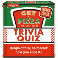 Get a Pizza The Action Trivia Quiz - Quiz Gifts