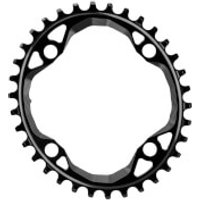 AbsoluteBLACK Round MTB Chainring - 26T - 64BCD - Black