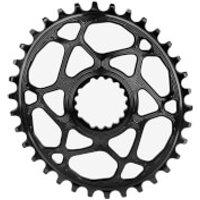 AbsoluteBLACK Cannondale Hollowgram Direct Mount Round MTB Chainring - 32T - Black