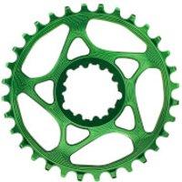 AbsoluteBLACK SRAM GXP Direct Mount Round MTB Chainring - 34T - Green
