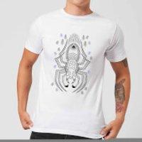 Harry Potter Aragog Line Art Men's T-Shirt - White - 3XL - White