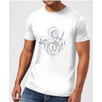 Harry Potter Centaur Line Art Men's T-Shirt - White - XL - White