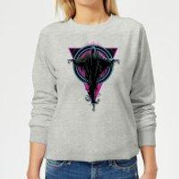 Harry Potter Neon Dementors Women's Sweatshirt - Grey - 4XL - Grey