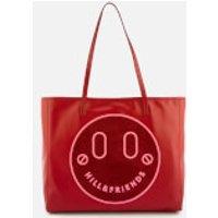 Hill & Friends Women's Happy Slouchy Tote Bag - Oxblood